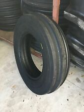 NEW TRACTOR TYRE TRI RIB F2   600-16 DIRECT FROM WHOLESALERS. 600x16 6.00-16 8pr