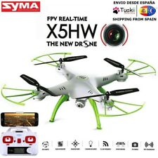Syma RC Quadcopter 2.4G FPV X5HW Drone mit Kamera HD WiFi Funktion Hover