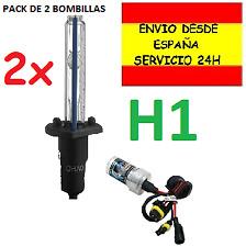 2x BOMBILLA H1 XENON 35 / 55w recambio hid pack de 2