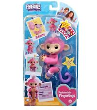 Fingerlings TIFFANY Fashionista Includes 3 Outfits Onsie Tutu Diaper Authentic