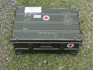Zarges Alu Transportbox   Alukiste Kiste Tulb  Angler Jagd A5   60x40x25 cm BW