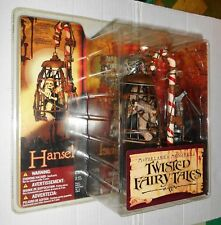 Mcfarlane Monsters Twisted Fairy Tales Hansel figure NEW