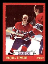 JACQUES LEMAIRE 73-74 O-PEE-CHEE 1973-74 NO 56 EX+  18894