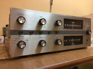 Harman Kardon TA3000X tube receiver, HK A300 amplifier stage 12AX7, 6V6 15WPC