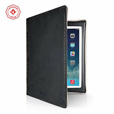 Twelve South BookBook for iPad (2nd-4th Gen), Leather Case + Display Stand Black