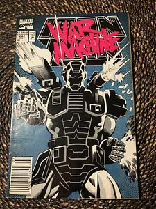Iron Man #282 (1992) First Appearance War Machine Unpressed Armor Wars