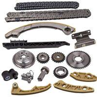 Timing Chain Kit For Chevrolet Cadillac Buick Saturn Pontiac 3.6L 3.0L DOHC New