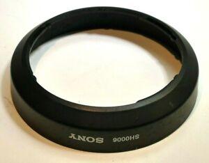 Sony Lens Hood Shade SH0006 18-70mm f3.5-5.6 Standard Zoom A mount AF DT SH 0006