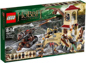 LEGO The Hobbit 79017 - The Battle of the Five Armies ( Creased Box )