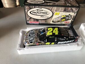 2009 Jeff Gordon #24 Dupont Team Realtree 1/24 Action NASCAR 1/1588