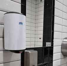 High Speed Automatic Hand dryer 1150w White Bathroom Wall Mounted Dryer