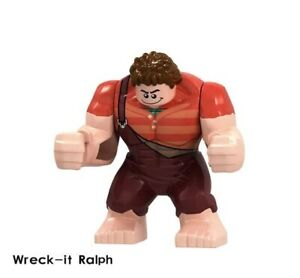 Ralph- End Game Lego Moc Minifigure Gift Toys [Large] fun
