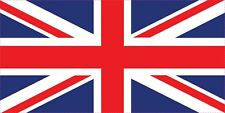 1x Großbritannien Aufkleber 20cm Flagge breit Sticker Autoaufkleber
