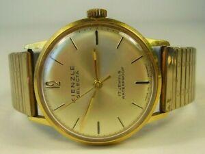 Herrenarmbanduhr KIENZLE Selecta um 1960