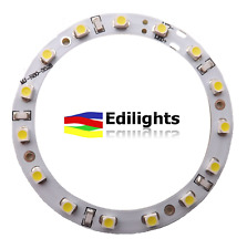 MODULO A CERCHIO 15 LED RING 60MM 12V LUCE VERDE GREEN