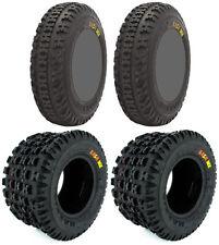 Four 4 Maxxis Razr MX ATV Tires Set 2 Front 20x6-10 & 2 Rear 18x10-8