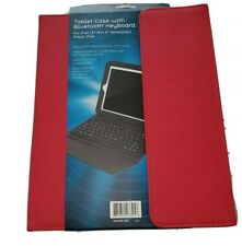Tablet Case w/Bluetooth Keyboard For IPad (3rd and 4th Generation) IPad 2, iPad