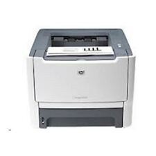HP LaserJet P2015d  Low Low Pages and toner too! CB367A