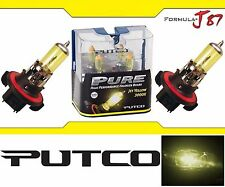 Putco 3000K Yellow 9008 H13 230013JY 60/55W Headlight Bulb Dual Beam Replacement