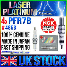 4x NGK PFR7B (4853) SPARK PLUGS SUBARU IMPREZA Estate (GD, GG) 2.0 Turbo 12.00-