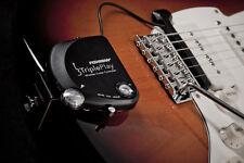 Fishman TriplePlay Wireless Midi Guitar Controller includes loads of software