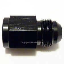 AN-10 10AN BLACK JIC Male to 1/2 BSP BSPP Female STRAIGHT Hose Fitting Adapter