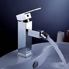 Bassin de bain bidet robinet d'évier mitigeur chromée robinet Desigin FR