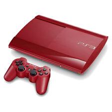PS3 Super Slim (500GB) Red Console