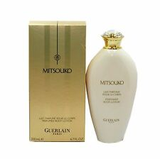 GUERLAIN MITSOUKO PERFUMED BODY LOTION 200 ML/6.7 FL.OZ. NIB-GU620506