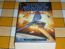 POCKET BOOK STAR WARS X-WING Wedge's Gamble NEW!! Lucas Stackpole RARE
