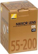 Nikon AF-S DX NIKKOR 55-200 mm F/4-5.6G ED VR II Lens per fotocamera