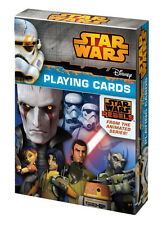 Star Wars Rebels Playing Cards Disney Deck of Cards NEW Sealed