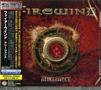 FIREWIND Allegiance JAPAN CD KICP-3327 2015 NEW s6999