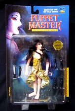 Puppet Master Leech Woman Gold Full Moon Toys Legends of Horror New 1998