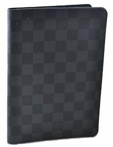 Authentic Louis Vuitton Damier Graphite iPad Mini CaseLV D6304
