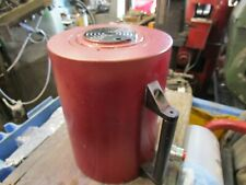 Red Bvd Hydralicsall Aluminum 6 In Stroke Single Act