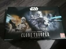 star wars bandai clone model kit phase 1/2