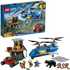 LEGO® City: 60173 Festnahme in den Bergen & 0.-€ Versand & NEU & OVP
