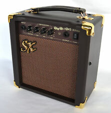 ACOUSTIC GUITAR AMPLIFIER BY SX 10W AMP
