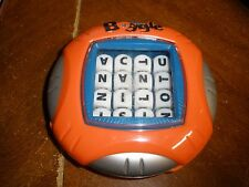 Boggle Compact Travel Game with Electronic Timer - Hasbro 2009