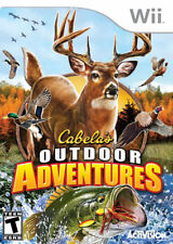 Cabela''s Outdoor Adventures WII New Nintendo Wii
