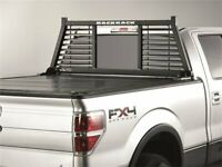 For 2017 Ford F250 Super Duty Cab Protector and Headache Rack Backrack 78618SH