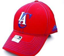 new products 38de9 d50d4 De Los Angeles Clippers Adidas NBA Baloncesto equipo Stretch Fit Cap Hat  L XL