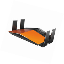 D-Link AC1750 EXO AC1900 Dual Band Wi-Fi Performance Wireless Router Model DIR-8
