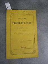 F.C. Donders Mydratiques et des Myotiques Monoyer ophtalmologie optique médecine