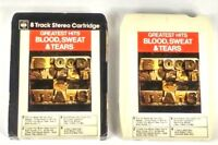 Blood Sweat And Tears Greatest Hits (8-Track Tape, 42-64803)