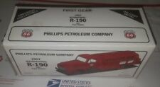 Phillips 66 Petroleum Co 1957 International R-190 With Fuel Tanker First Gear