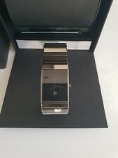 Rado Diastar 152.0826.3 High Tech Ceramic Quartz Men's Watch excellent Condition