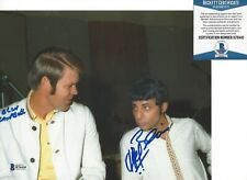 HAL BLAINE STUDIO SESSION DRUMMER SIGNED 8X10 PHOTO BAS COA THE WRECKING CREW