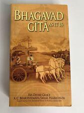 BHAGAVAD GITA AS IT IS BHAKTIVEDANTA SWAMI PRABHUPADA BOOK